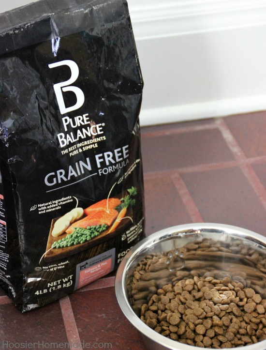 Natural Dog Food Without Corn
