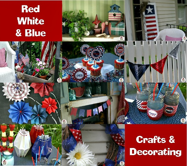 top 10 patriotic crafts and decorating hoosier homemade