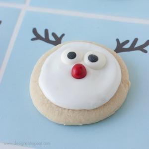 Reindeer Cookies :: HoosierHomemade.com