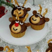 Reindeer Cupcakes (1)