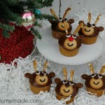 Reindeer Cupcakes - December 2012