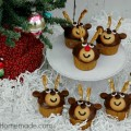 Reindeer Cupcakes : Instructions on HoosierHomemade.com