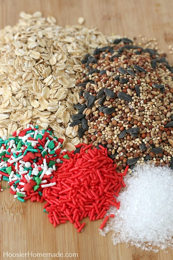 Reindeer Food ingredients