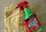 Resolve: Tackling Chocolate Stains