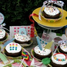 Retro Cupcakes.featured
