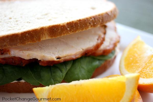 Oven Roasted Turkey Breast Pocket Change Gourmet