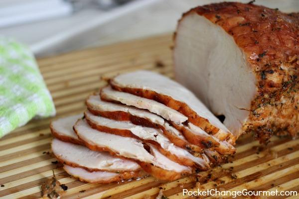 recipe turkey breast roll