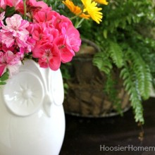 Decorating Ideas for your Home | Details on HoosierHomemade.com