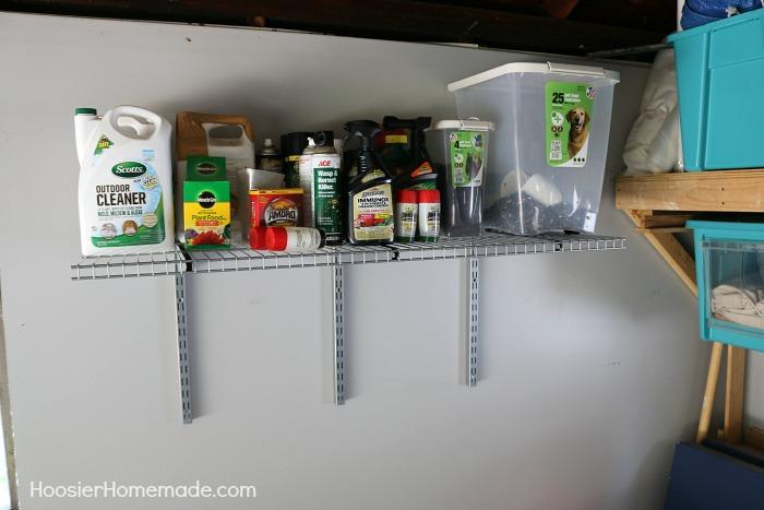 Rubbermaid.shelf