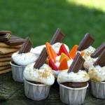 S'More Cupcake Bites - August 2012