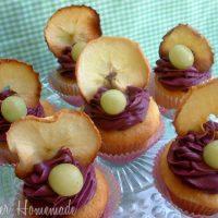 Sangria Cupcakes