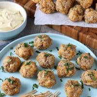 Mini Sausage Balls Recipe