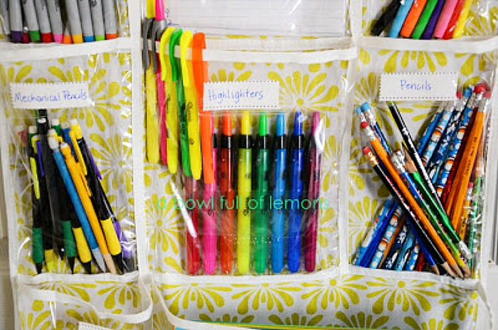 School-Supplies-Organizing