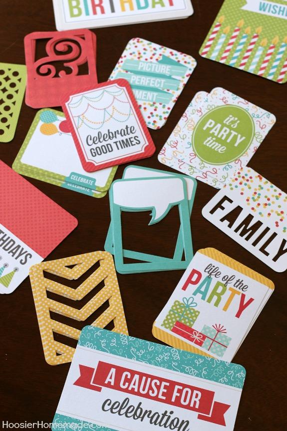 Scrapbooking Cards