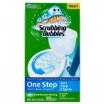 Scrubbing Bubbles One Step Cleaner Giveaway