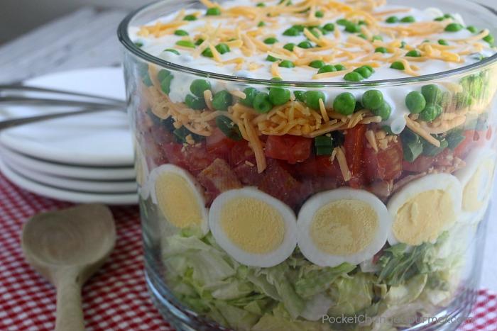 Seven Layer Salad Recipe.3