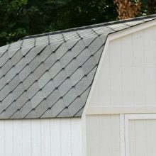 She Shed: The Roof: Part 4 of the Backyard Makeover