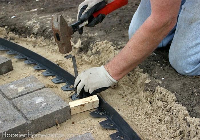 Sidewalk Edging