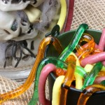 Sour Slimy Worms :: Recipe and Tutorial on HoosierHomemade.com