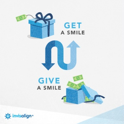 Smile it Forward with Invisalign