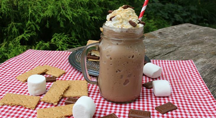 S'mores Frappuccino: Starbucks Copycat Recipe