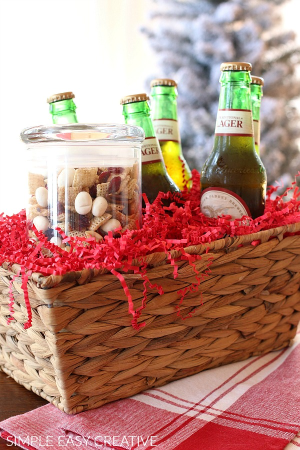 Simple Gift for Men: Holiday Inspiration - Hoosier Homemade