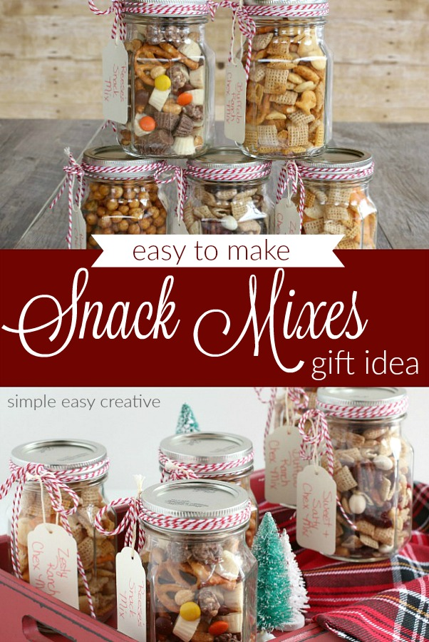 Gifts In A Jar Holiday Inspiration Hoosier Homemade