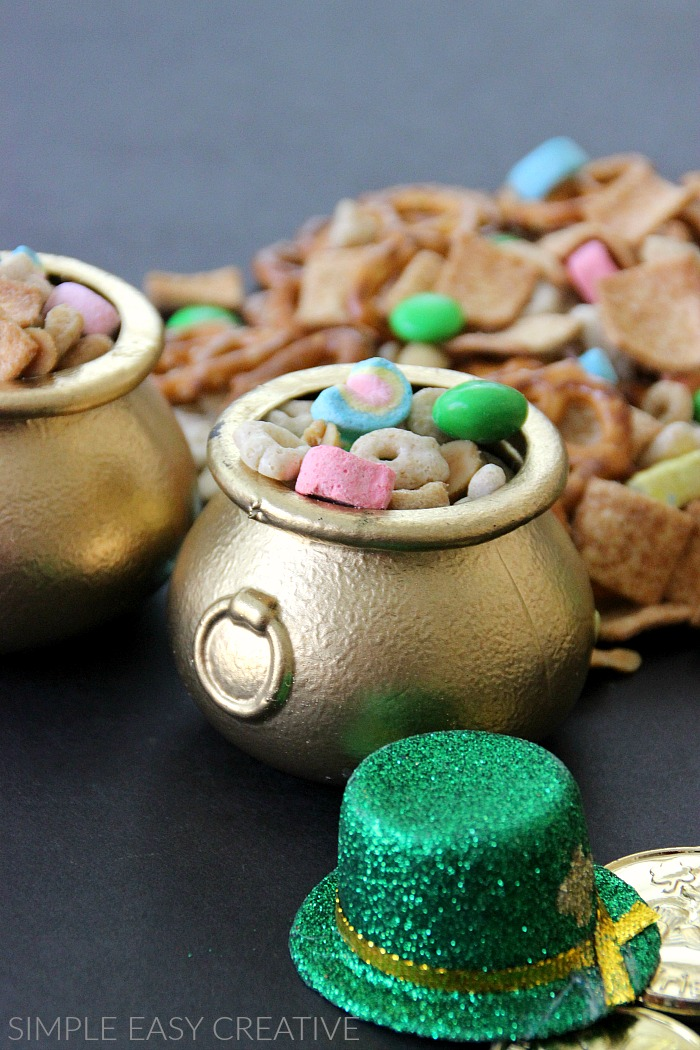 St. Pats Day Snack Mix