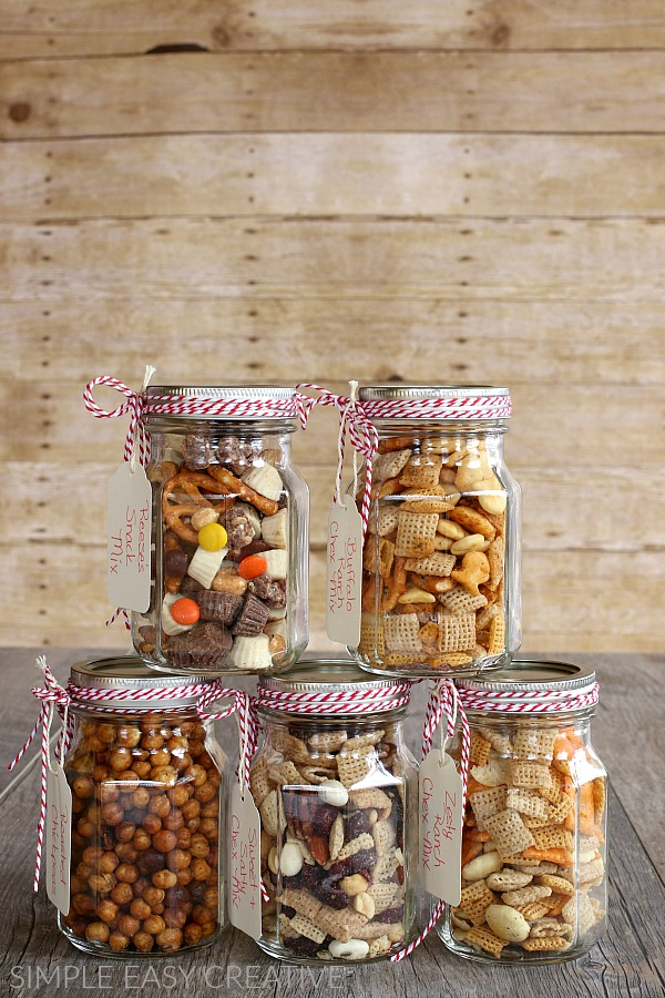 Snack Mix Ideas