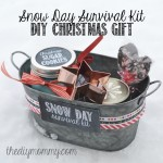 Snow Day Survival Kit: Homemade Holiday Inspiration
