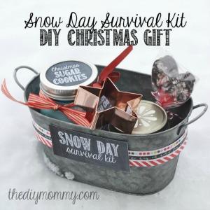 Snow Day Survival Kit :: HoosierHomemade.com
