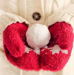 Indoor Snowballs :: HoosierHomemade.com