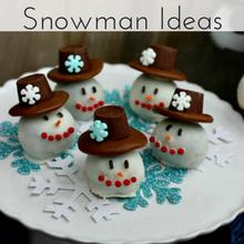 Snowman Ideas
