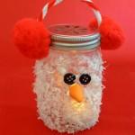 Mason Jar Craft: Homemade Holiday Inspiration