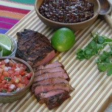 Southwestern Steak