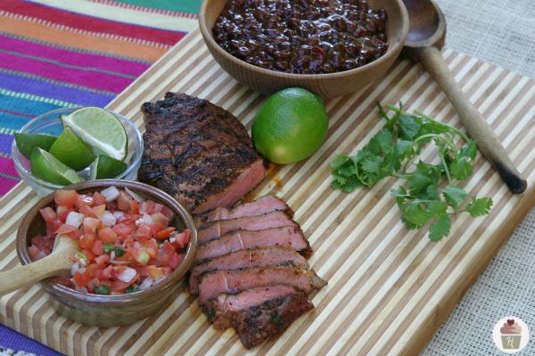 Southwestern Steak