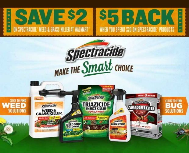 Spectracide Coupons