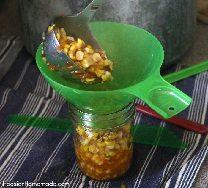Spicy Corn Salsa-fill