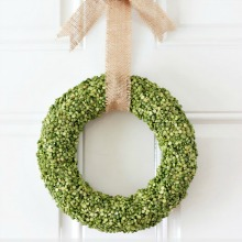 Split Pea Wreath.220
