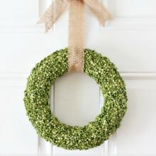 Split Pea Wreath.220