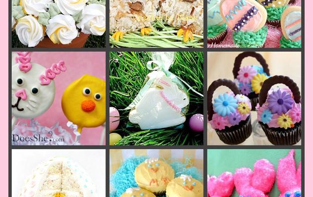 Spring Hop collage