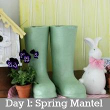 Spring-Mantel.Day1