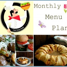 Spring-Monthly-Menu-Plan-Pocket-Change-Gourmet
