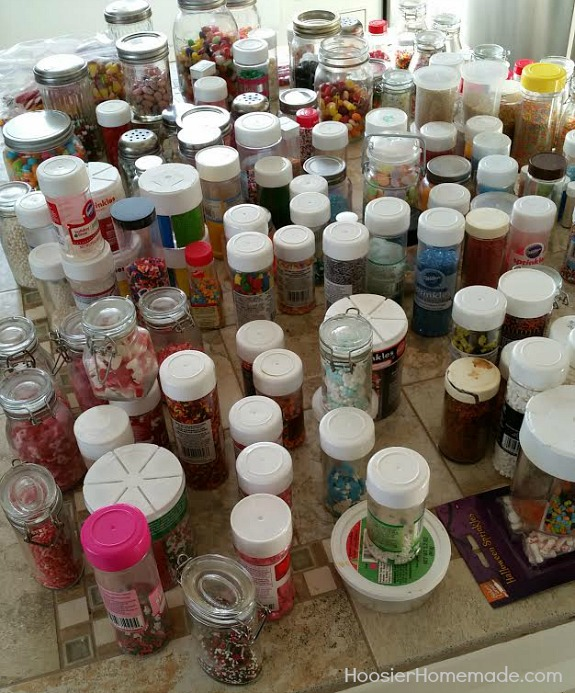 Organize Sprinkles