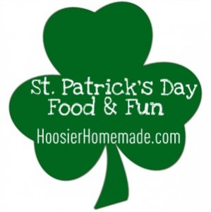 St. Patrick's Day Food and Fun on HoosierHomemade.com