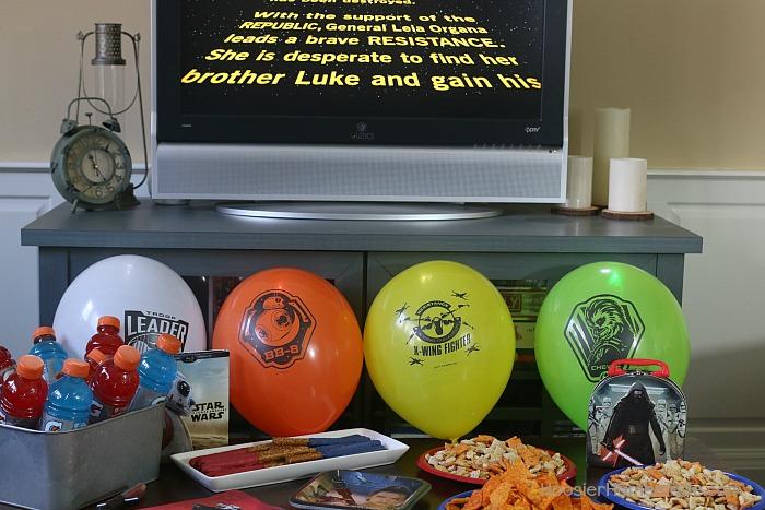 Star-Wars-Movie-Night-Party
