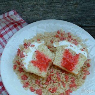 Strawberry Shortcake Ice Cream Bar Cupcakes Recipe