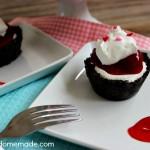 White Chocolate Strawberry Cream Pie :: Recipe on HoosierHomemade.com