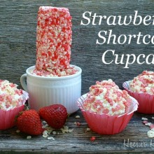 Strawberry-Shortcake-Cupcakes