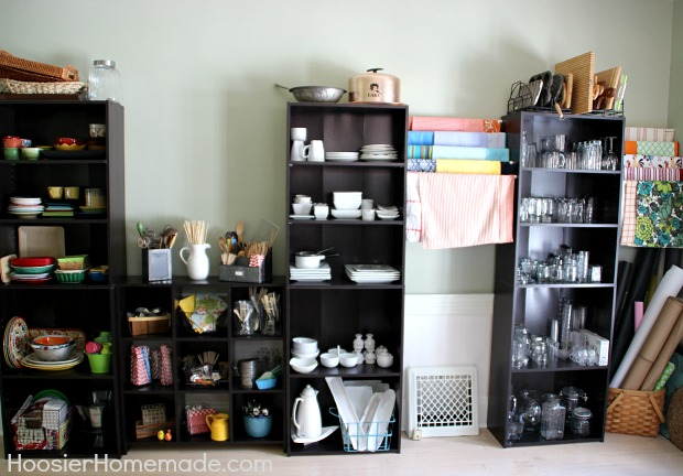 Simple Organizing For Your Studio Home Office And More Details On Hoosierhomemade